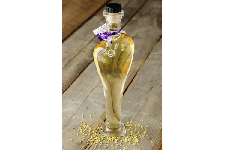 Sirop à la fleur de sureau (bouteille coeur)